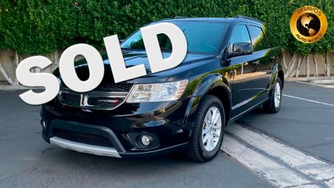 2017 Dodge Journey SXT in cathedral city