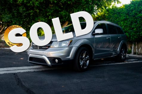 2017 Dodge Journey Crossroad Plus in cathedral city