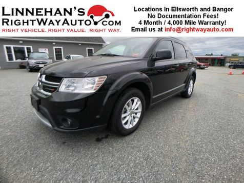 2017 Dodge Journey SXT in Bangor