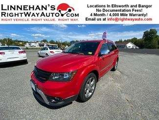 2017 Dodge Journey Crossroad in Bangor, ME 04401
