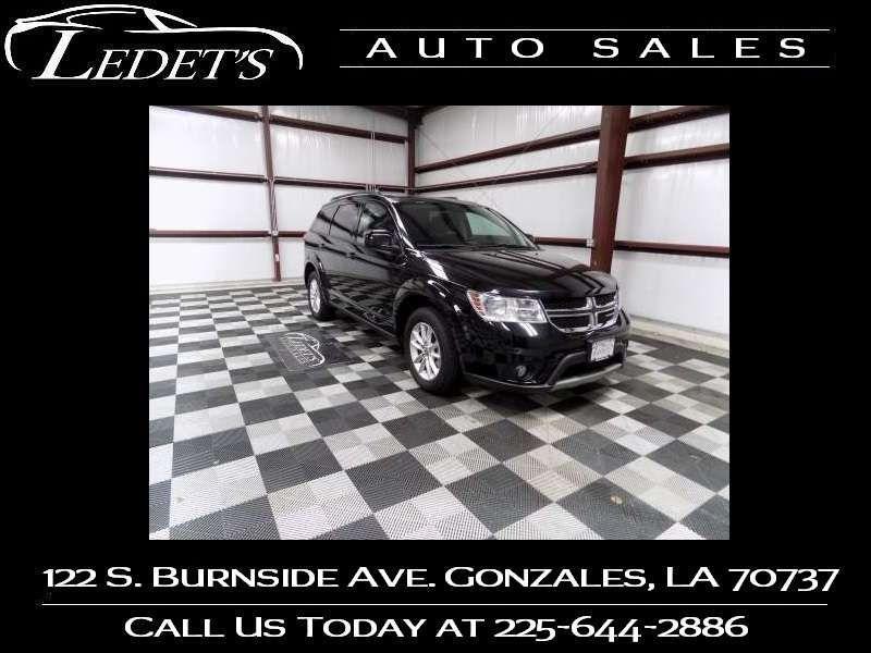2017 Dodge Journey SXT - Ledet's Auto Sales Gonzales_state_zip in Gonzales Louisiana
