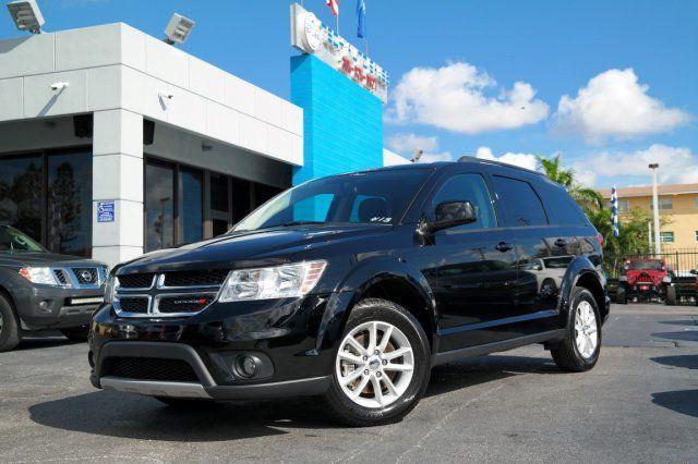 2017 Dodge Journey SXT Hialeah, Florida
