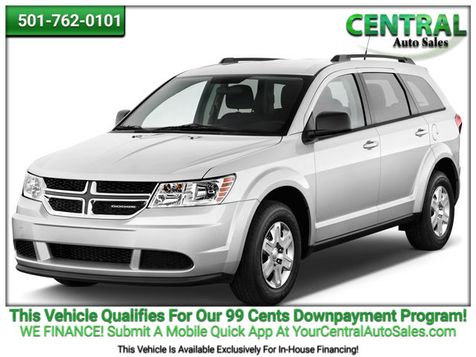2017 Dodge Journey SE | Hot Springs, AR | Central Auto Sales in Hot Springs, AR