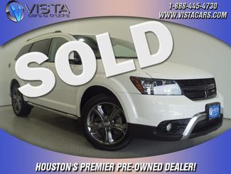 2017 Dodge Journey Crossroad Plus  city Texas  Vista Cars and Trucks  in Houston, Texas