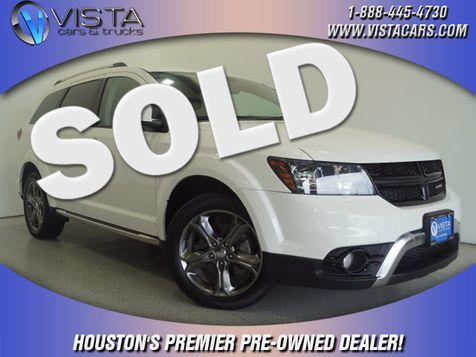 2017 Dodge Journey Crossroad Plus in Houston, Texas