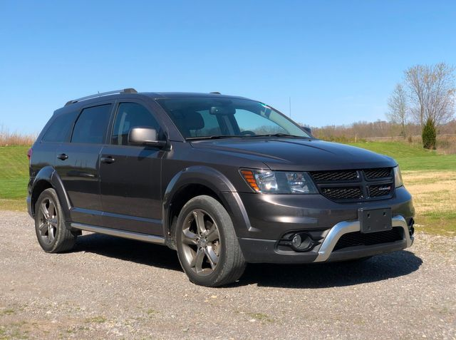 2017 Dodge Journey Crossroad Plus in Jackson, MO 63755