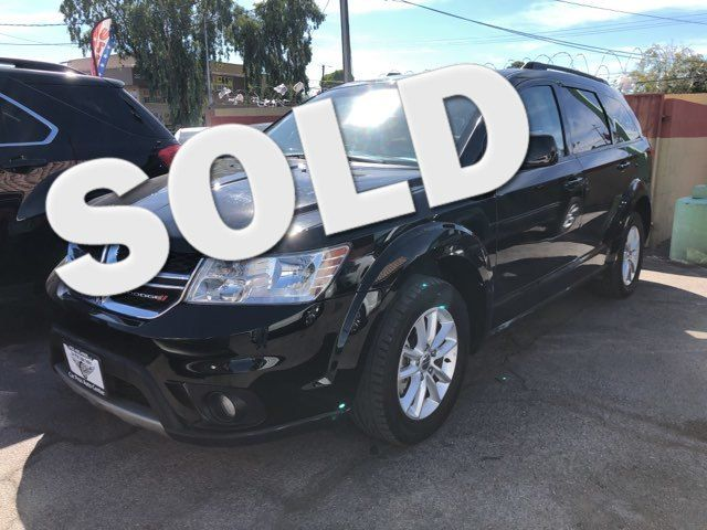 2017 Dodge Journey SXT CAR PROS AUTO CENTER (702) 405-9905 Las Vegas, Nevada