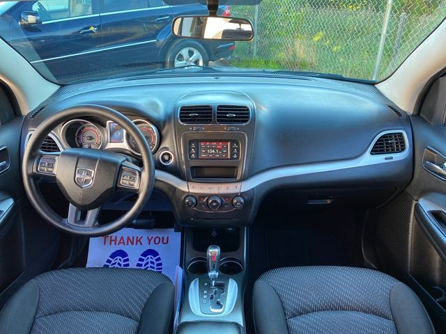 2017 Dodge Journey SXT Madison, NC 21