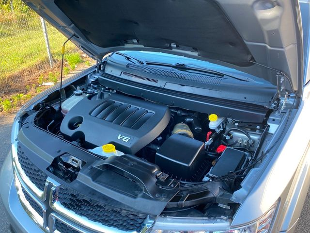 2017 Dodge Journey SXT Madison, NC 37