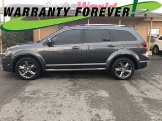 2017 Dodge Journey Crossroad Plus in Marble Falls, TX 78654