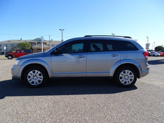 2017 Dodge Journey SE in Marble Falls, TX 78654