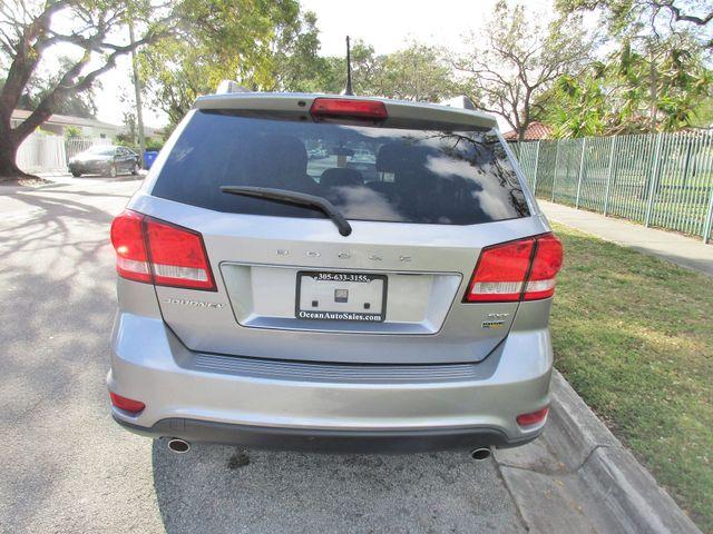 2017 Dodge Journey Crossroad Plus Miami, Florida 3