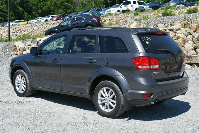 2017 Dodge Journey SXT AWD Naugatuck, Connecticut 4