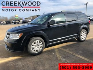 2017 Dodge Journey SE FWD Black Low Miles Cloth 25mpg SUV CLEAN in Searcy, AR 72143