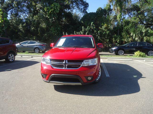 2017 Dodge Journey SXT SEFFNER, Florida