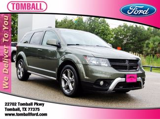 2017 Dodge Journey Crossroad Plus in Tomball, TX 77375