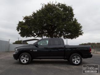 2017 Dodge Ram 1500 Crew Cab Sport 5.7L Hemi V8 4X4 in San Antonio Texas, 78217