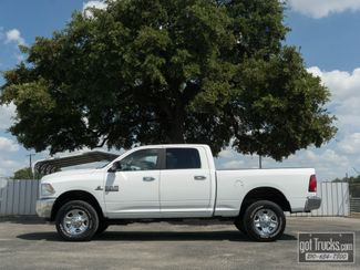 2017 Dodge Ram 2500 Crew Cab SLT 6.7L Cummins Turbo Diesel 4X4 in San Antonio Texas, 78217