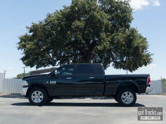 2017 Dodge Ram 2500 Mega Cab Laramie 6.7L Cummins Turbo Diesel 4X4 in San Antonio Texas, 78217