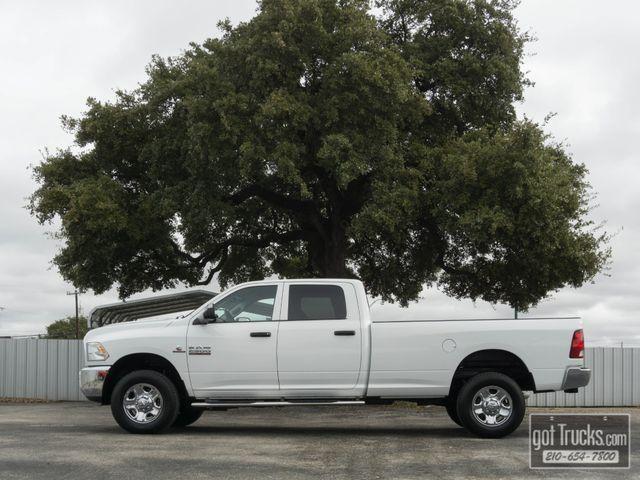 2017 Dodge Ram 2500 Crew Cab Tradesman 6.7L Cummins Turbo Diesel 4X4
