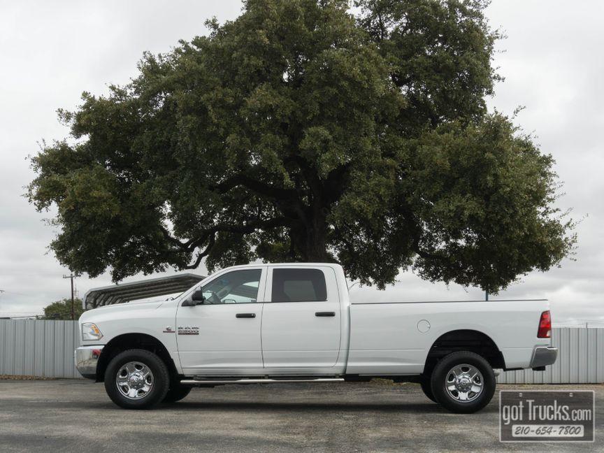 2017 Dodge Ram 2500 Crew Cab Tradesman 6 7l Cummins Turbo Diesel 4x4