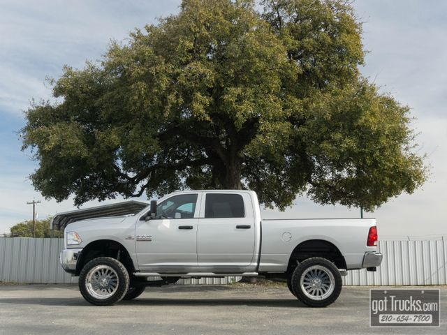 2017 Dodge Ram 2500 Crew Cab Tradesman 6.7L Cummins Turbo Diesel 4X4