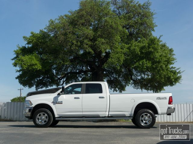 2017 Dodge Ram 2500 Crew Cab Lone Star 6.7L Cummins Turbo Diesel 4X4