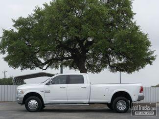2017 Dodge Ram 3500 Crew Cab Laramie 6.7L Cummins Turbo Diesel 4X4 in San Antonio Texas, 78217