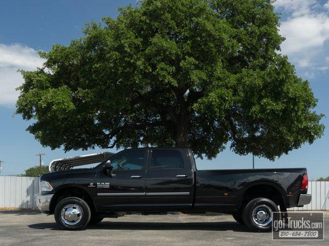 2017 Dodge Ram 3500 Crew Cab Big Horn 6.7L Cummins Turbo Diesel 4X4