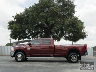 2017 Dodge Ram 3500 Crew Cab Tradesman 6.7L Cummins Turbo Diesel 4X4 in San Antonio Texas, 78217