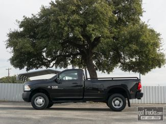 2017 Dodge Ram 3500 Regular Cab Tradesman 6.7L Cummins Diesel 4X4 in San Antonio, Texas 78217