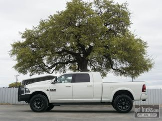 2017 Dodge Ram 3500 Mega Cab Laramie 6.7L Cummins Turbo Diesel 4X4 in San Antonio, Texas 78217