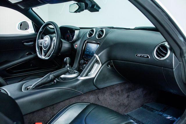 2017 Dodge Viper SRT GTS 1 of 2 in Addison, TX 75001