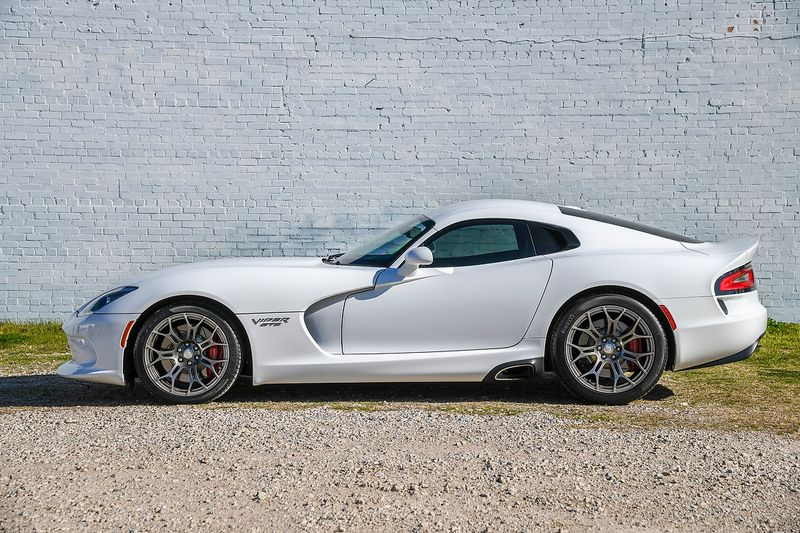 2017 Dodge Viper GTS  city TX  Dallas Motorsports  in Wylie, TX