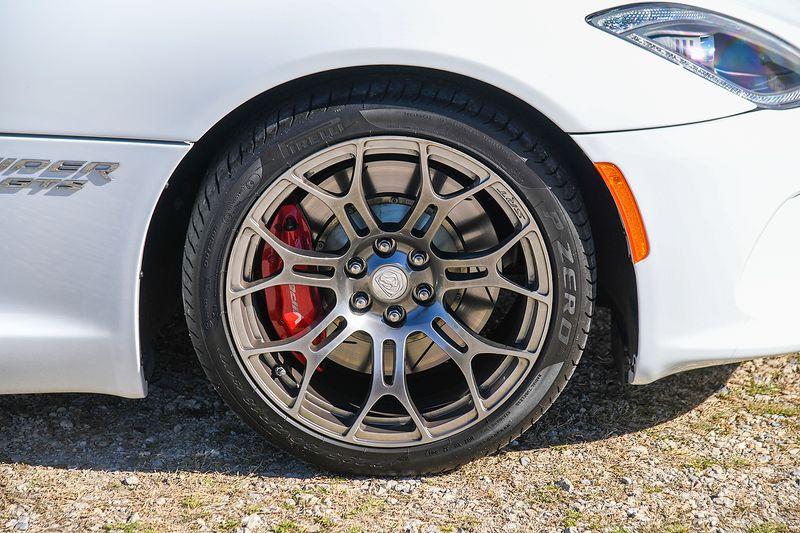 2017 Dodge Viper GTS  city TX  Dallas Motorsports  in Wylie, TX