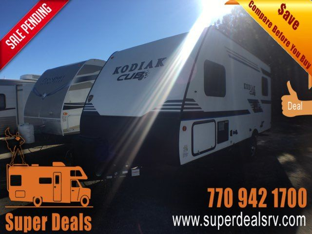 2018 Dutchmen KODIAK 176RD in Temple, GA 30179