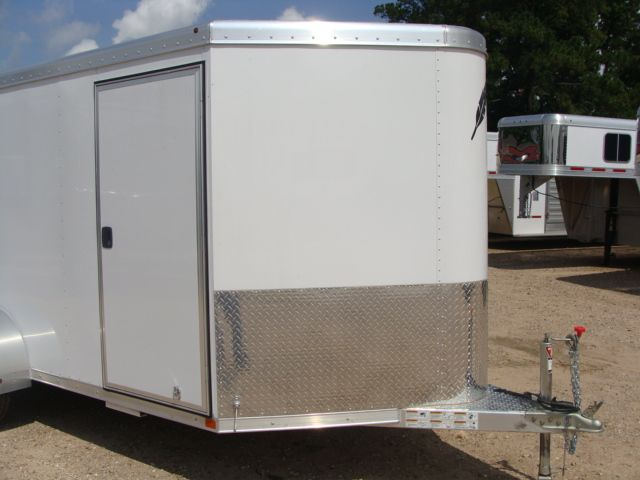 2017 Featherlite 1610 - 12 Encl Utility 12' ENCLOSED UTILITY CONROE, TX 2