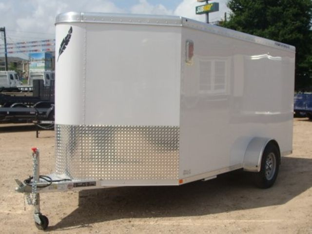 2017 Featherlite 1610 - 12 Encl Utility 12' ENCLOSED UTILITY CONROE, TX 4