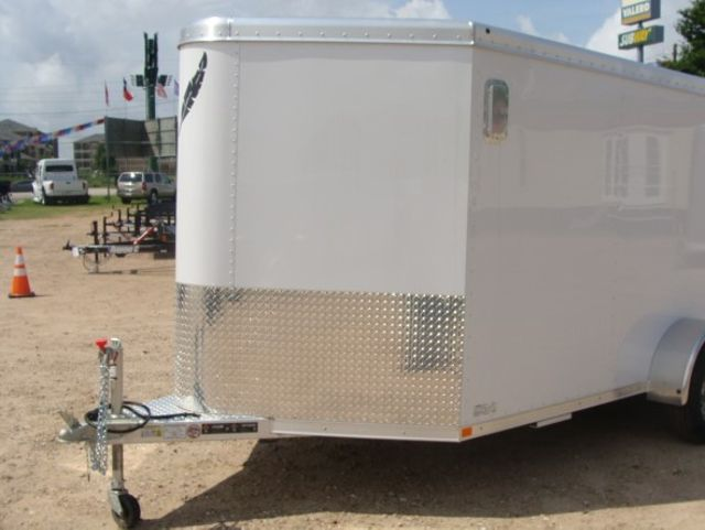 2017 Featherlite 1610 - 12 Encl Utility 12' ENCLOSED UTILITY CONROE, TX 5