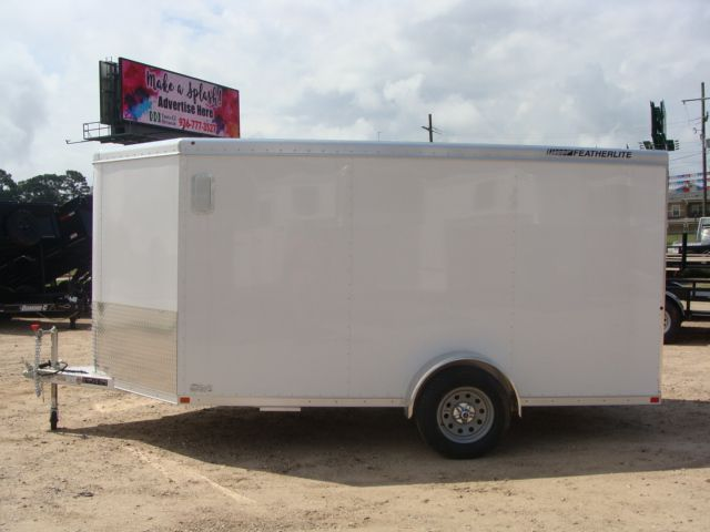 2017 Featherlite 1610 - 12 Encl Utility 12' ENCLOSED UTILITY CONROE, TX 7