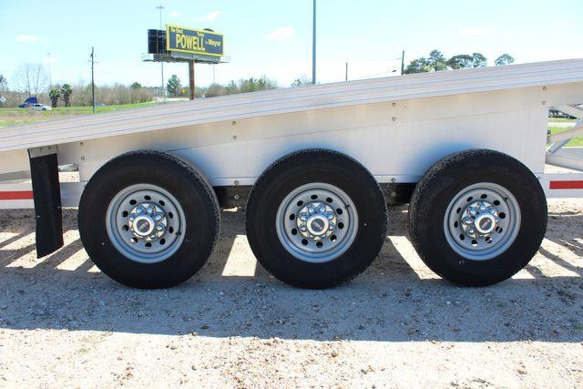 2017 Featherlite 3150-8653 53' WEDGE CAR TRAILER CONROE, TX 20
