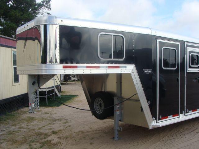 2017 Featherlite 8542 4H Four Horse CONROE, TX 4