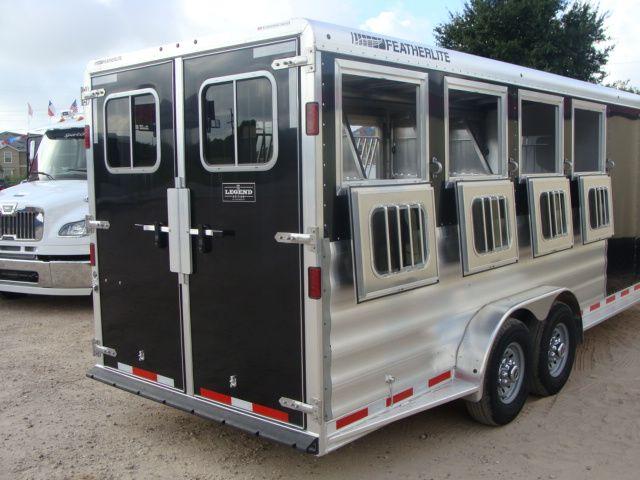 2017 Featherlite 8542 4H Four Horse CONROE, TX 36