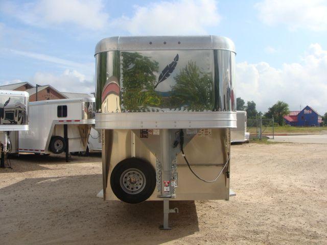 2017 Featherlite 8542 4H Four Horse CONROE, TX 3