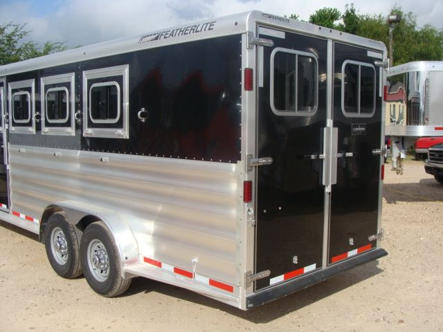 2017 Featherlite 8542 4H Four Horse CONROE, TX 27