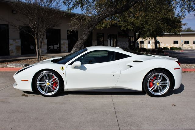 2017 Ferrari 488 GTB in Austin, Texas 78726