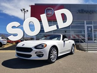 2017 Fiat 124 Spider Lusso in Albuquerque New Mexico, 87109
