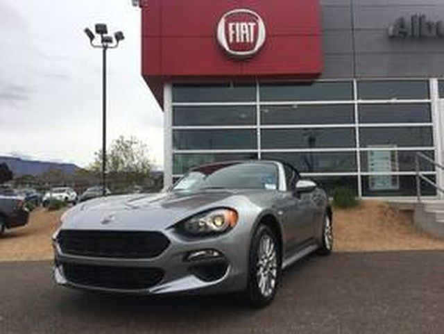 2017 Fiat 124 Spider Classica in Albuquerque New Mexico, 87109