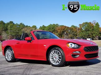 2017 Fiat 124 Spider Classica in Hope Mills, NC 28348