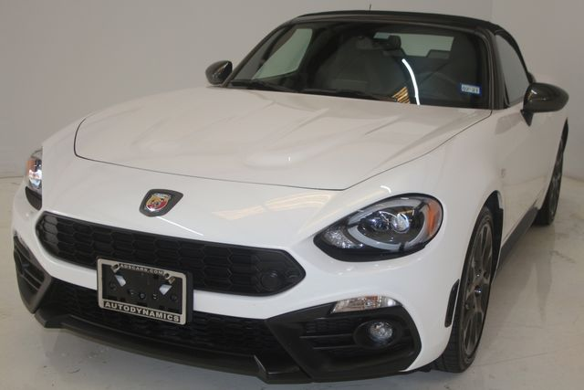 2017 Fiat 124 Spider Elaborazione Abarth Houston, Texas 1